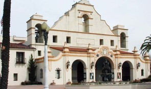 VIDEO: San Gabriel Mission Playhouse Tour